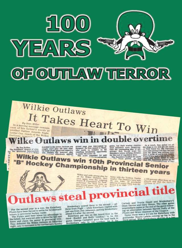 Outlaws front cover