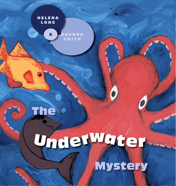 underwater book cover
